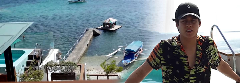 WATCH: Enrique Gil's Beach House Tour