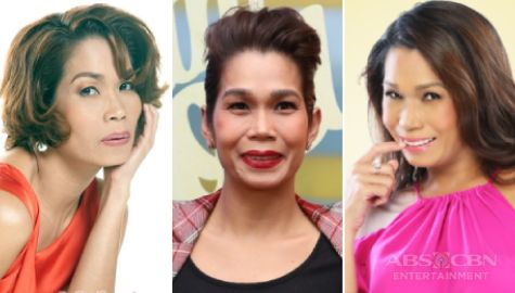 The many roles of Pokwang