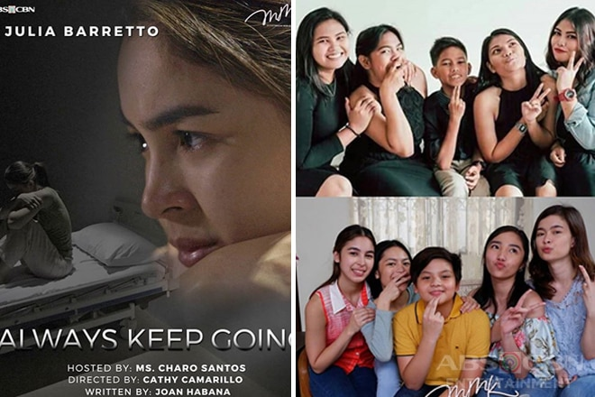 "REVIEW: MMK ""Colored Pens"" is Julia Barretto's shining moment in drama"