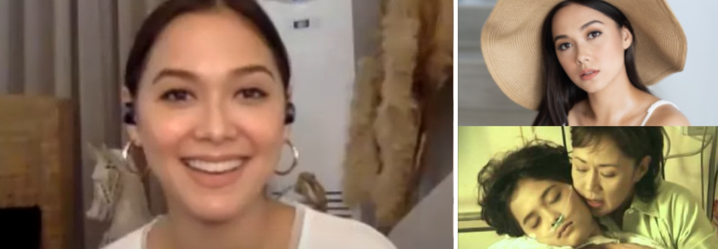 """Maja Salvador reveals exciting facts about herself, MMK """"Regalo"""" and Love from Home shoot"""