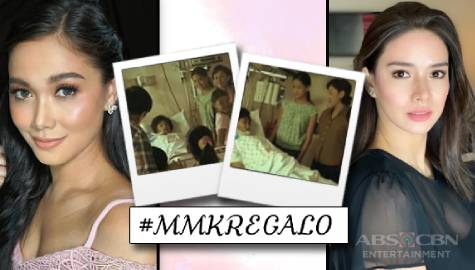 "Maja Salvador recalls intense 'iyakan' acting audition with Erich Gonzales for MMK ""Regalo"""