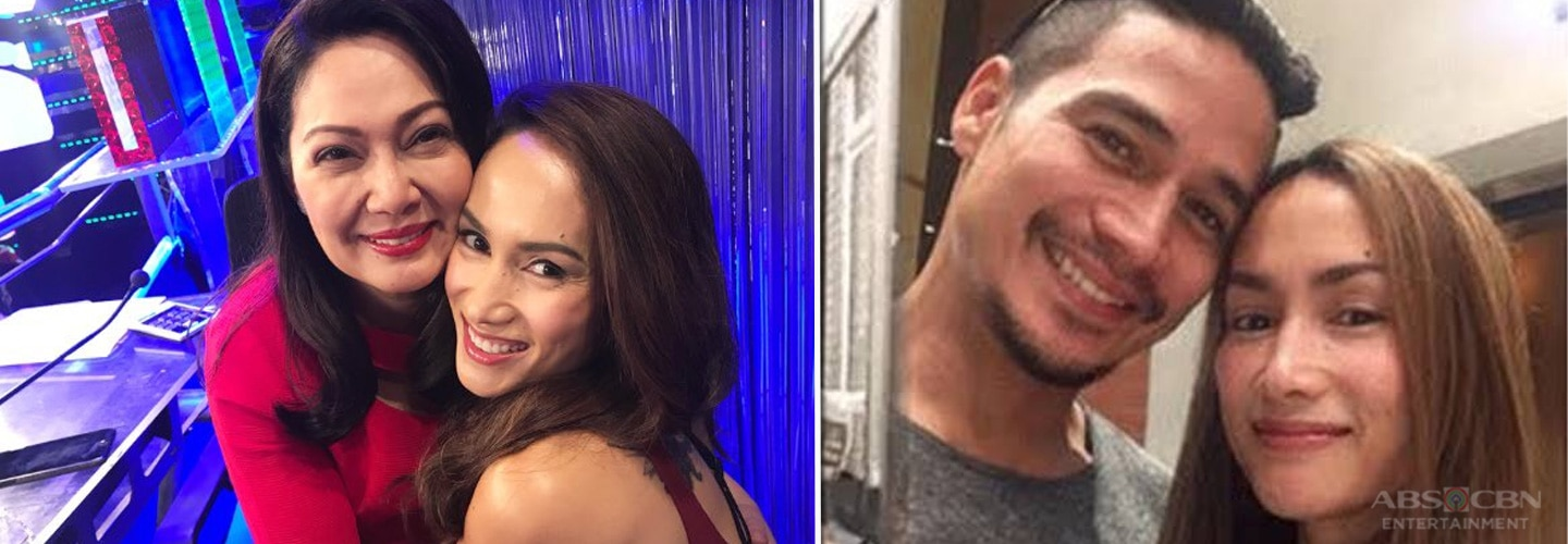 Ina Raymundo names her top 5 handsome actors, 3 most admired actress