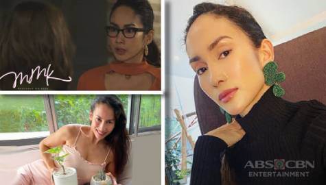 "Ina Raymundo talks about MMK ""Lipstick"" episode, turning into a 'plantita' this quarantine"