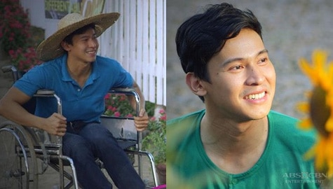 "REVIEW: Enchong Dee stirs viewers as handicapped farm owner in MMK: ""Sunflower"""