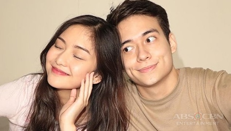 Charlie Dizon loses over Jameson Blake, sings a love song in this Valentine game