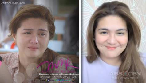 Dimples Romana pays tribute to OFWs, tackles warning signs of 'love scam' in a special MMK episode