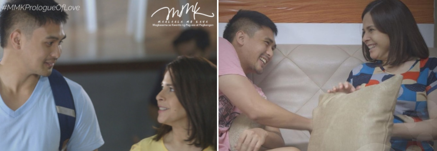 "Rita and Paulo in May-December affair on ""MMK"""