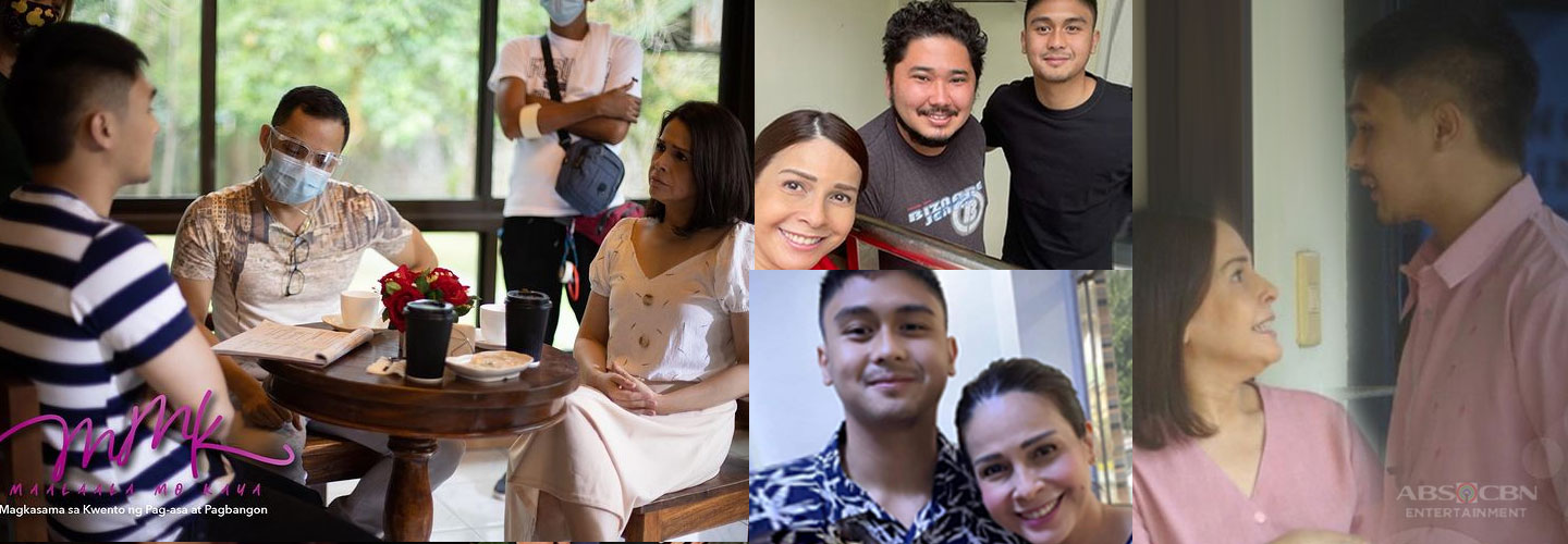 "Rita Avila, Paulo Angeles share details, inside stories behind ""May-December"" love story on MMK"