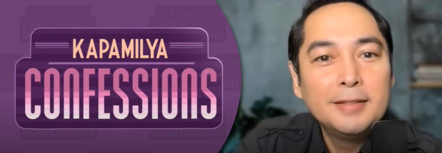 """Kapamilya Confessions: Cris Villanueva says he is """"never guilty"""" of keeping secrets from wife, """"guilty"""" of spoiling kids"""