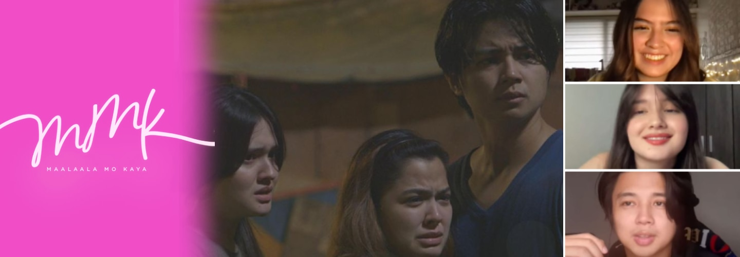 From bathroom rehearsals to research – How Alexa, Yves, and Kira prepared for MMK episode