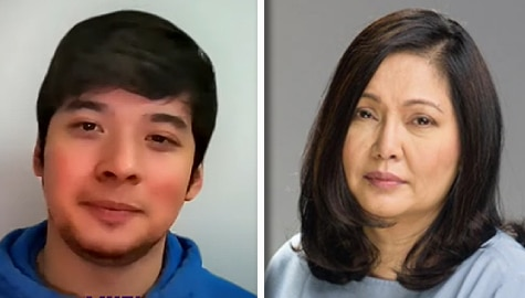 Christian Bables wishes for a grand drama project with Diamond Star Maricel Soriano