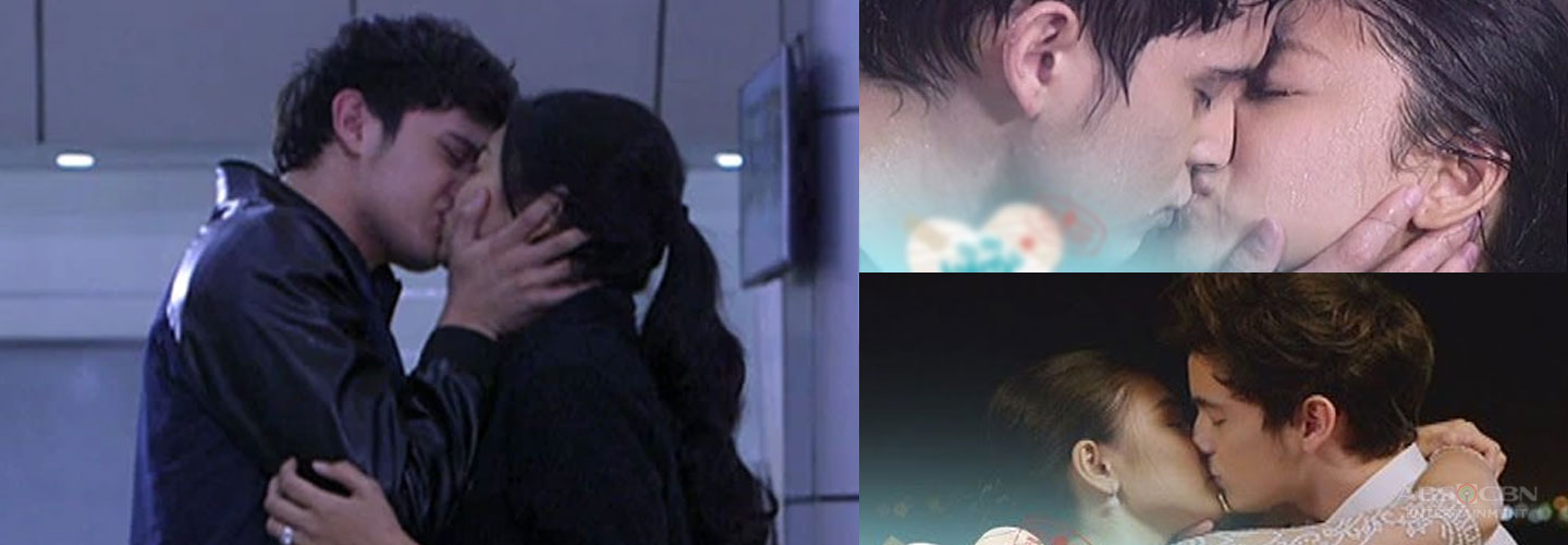 Unforgettable kissing scenes of Leah and Clark in On The Wings of Love