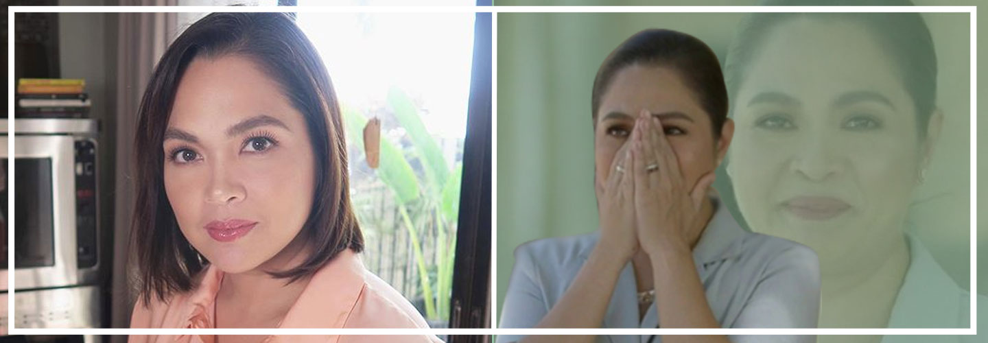 "Judy Ann breaks into tears saying ""Isang mahigpit na yakap, Kapamilya!"" in emotional outtake"