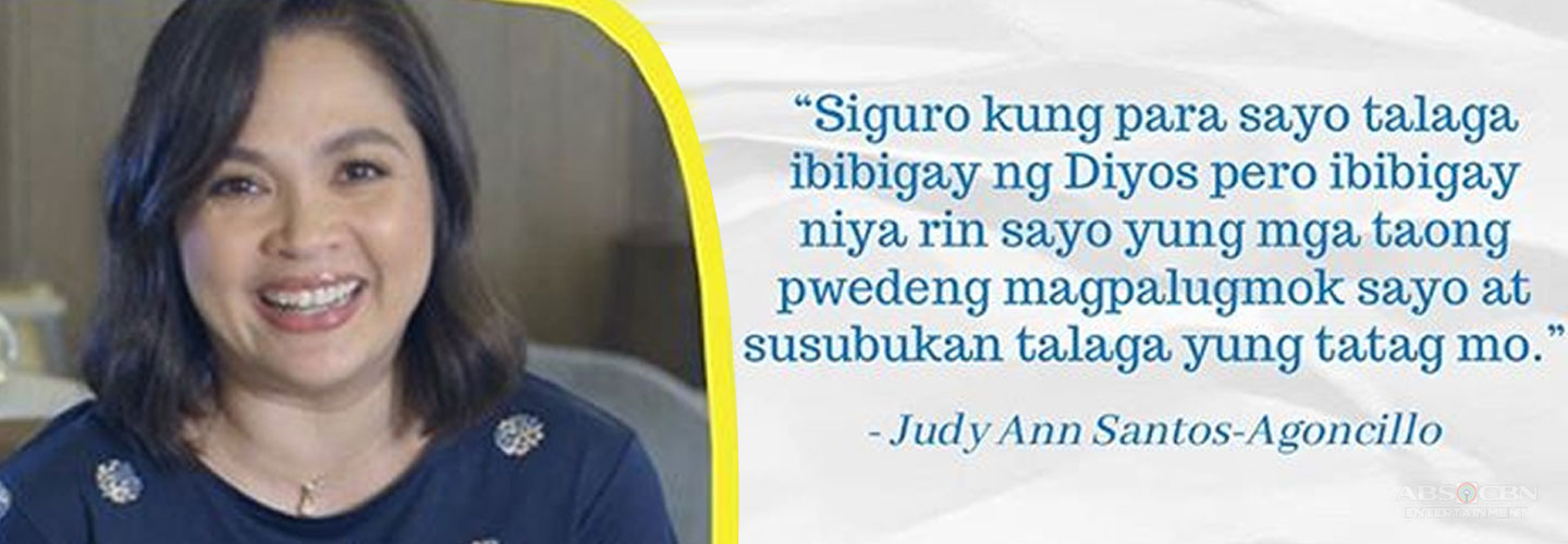 Paano Kita Mapasasalamatan: Judy Ann shares who made it possible for her to become a happy, fulfilled wife and mother
