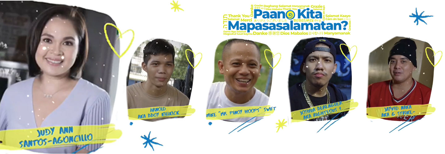 Paano Kita Mapasasalamatan: How rap artists redeemed each other's lives through trail of kindness