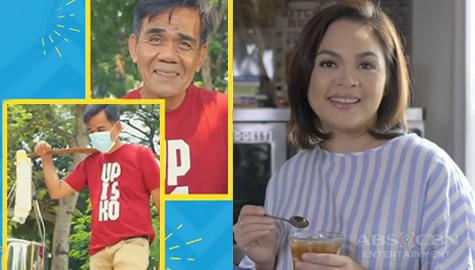 UP Diliman's beloved taho vendor in latest episode