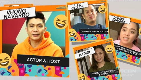Paano Kita Mapasasalamatan: How Vhong started a flow of kindness that helped other comedians