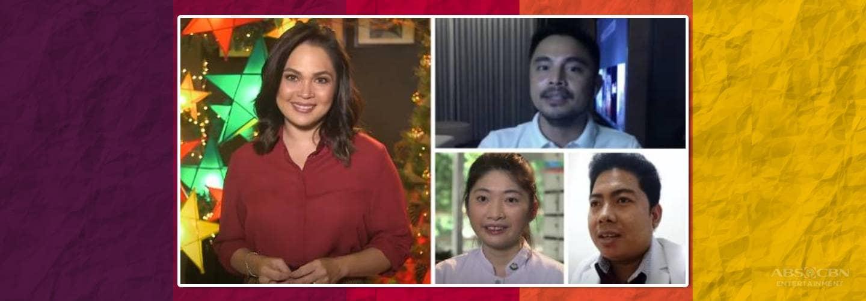 Paano Kita Mapasasalamatan: Marvin Agustin, hero nurse Lorraine, barrio doctor Jess inspire, help people in need