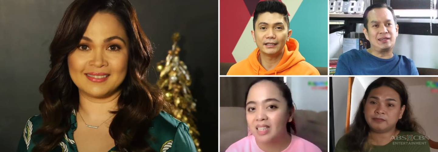 Paano Kita Mapasasalamatan: How Vhong, Alex, Donna, and Badidi extended a trail of kindness that helped their careers as comedians