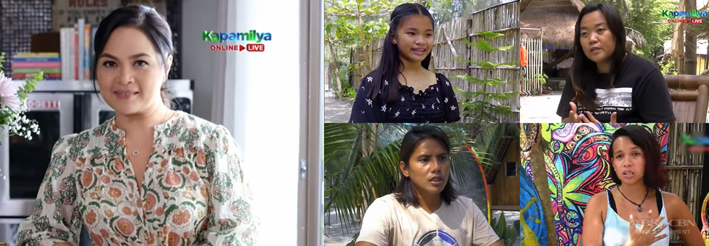 Paano Kita Mapasasalamatan: How a former ABS-CBN employee brought hope, sustenance to seaside villagers in Zambales
