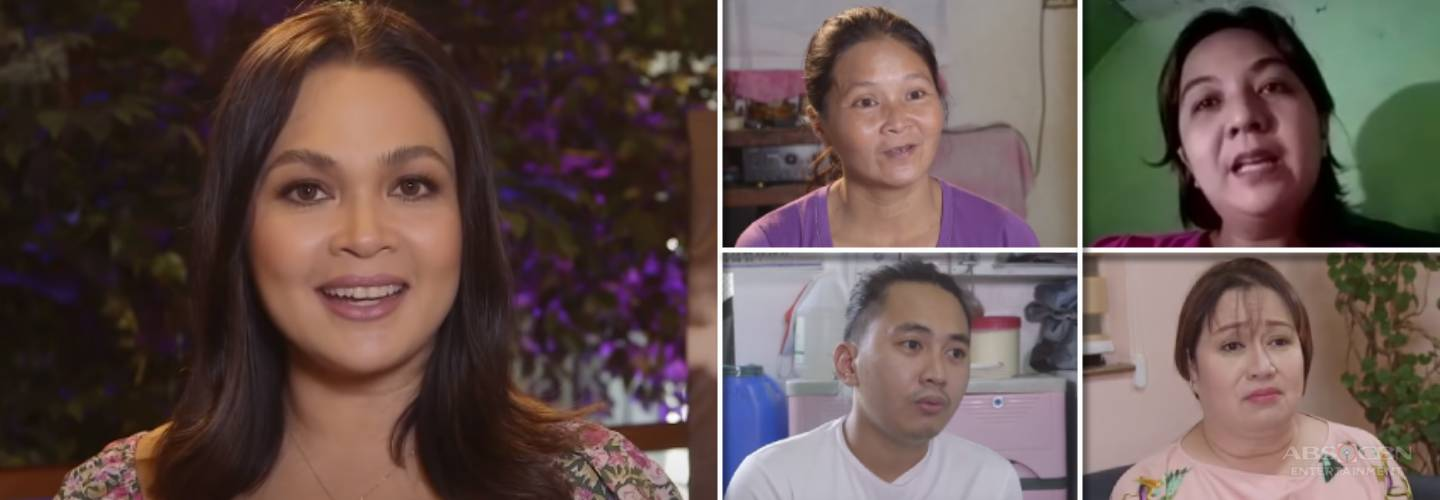 Vloggers charity worker fishball vendor share acts of kindness to overcome struggles
