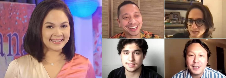 Paano Kita Mapasasalamatan celebrity fathers