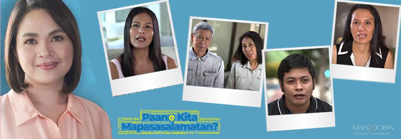 Iza Calzado and guest Kapamilyas create a ripple effect of kindness in Paano Kita Mapasasalamatan