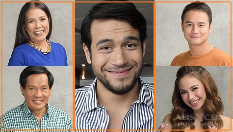 Kit Thompson describes his Pamilya Ko co-stars in one word