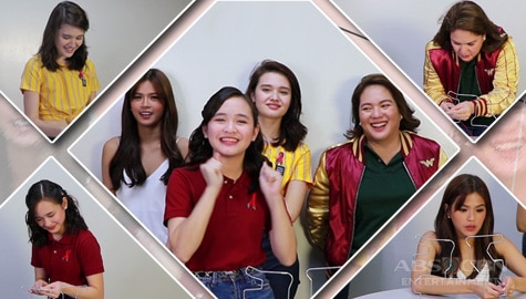 Pamilya Ko Mabunga Girls Beat the Buzz Challenge
