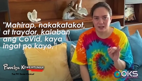 Pamilya KoWentuhan: Sylvia shares tips on how to avoid COVID-19 after life-threatening battle