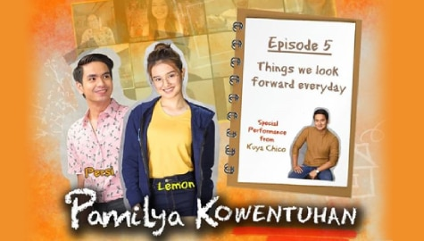 Pamilya Kowentuhan: Mabunga fam shares what they look forward to each day