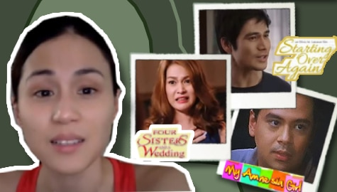 "Toni Gonzaga delivers iconic lines of her blockbuster films' co-stars in ""Reenact Not My Scene"""