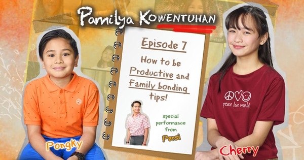 Pamilya Kowentuhan: Mabunga family shares how they stay productive