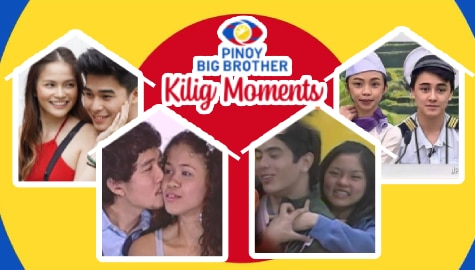 Pinoy Big Brother List: 9 Most Kilig Moments Inside The House Over The Years