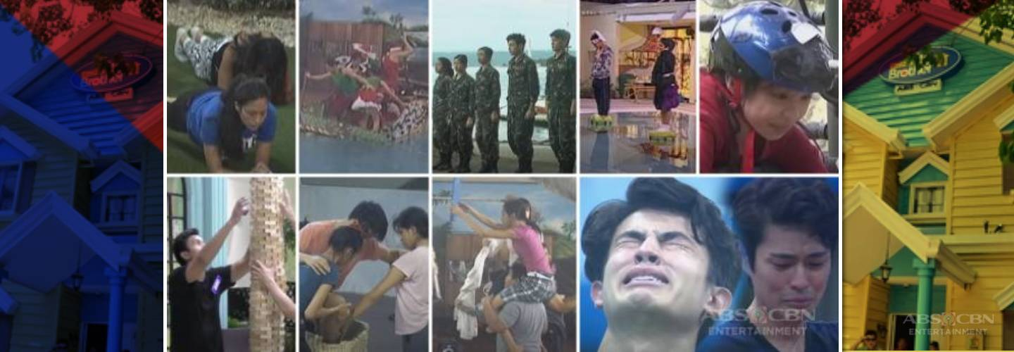Pinoy Big Brother List: 9 challenging tasks housemates faced in past PBB seasons