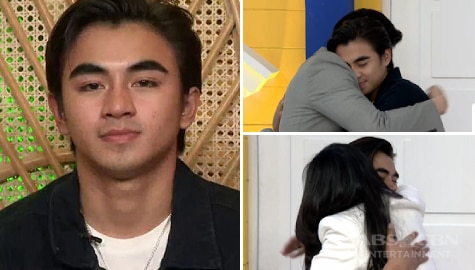 "Kuya forgives Russu before his eviction on ""PBB Connect"""