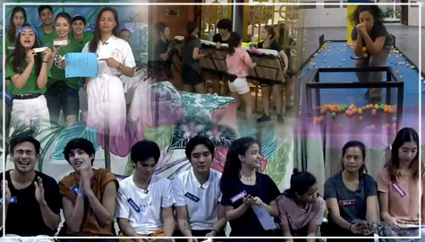 Kapamilya Toplist: 9 memorable tasks that challenged housemates' strength in PBB Connect