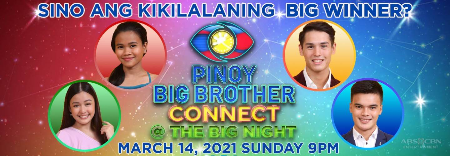 Who will be named as PBB Connect Big Winner on Sunday