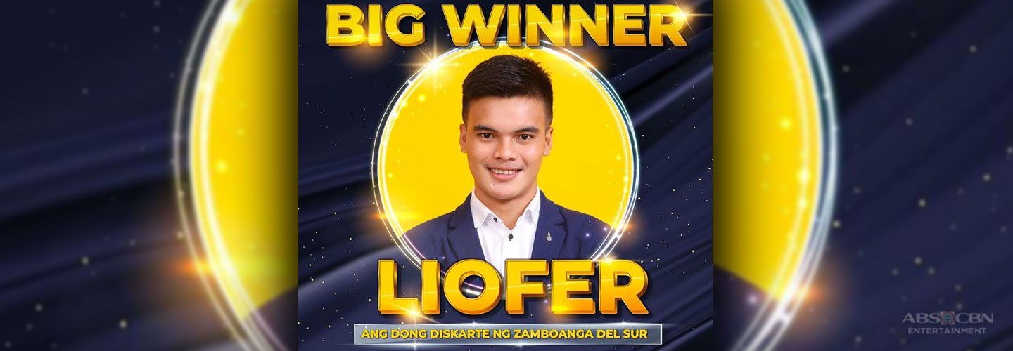 Liofer Pinatacan shines as the PBB Connect Big Winner, overcomes odds in remarkable Bahay Ni Kuya journey