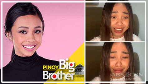 Maymay urges everyone to keep the faith amid COVID-19 crisis in tearful reunion with Big Brother