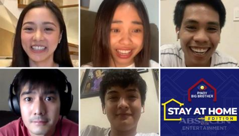 Pinoy Big Brother: Stay at Home Edition importance of staying at home
