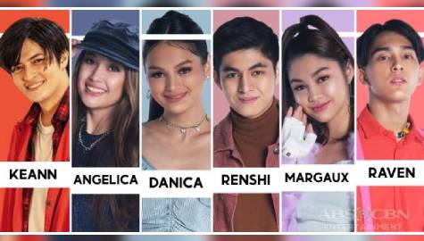 3rd batch of talented young artists join the Squad Plus family