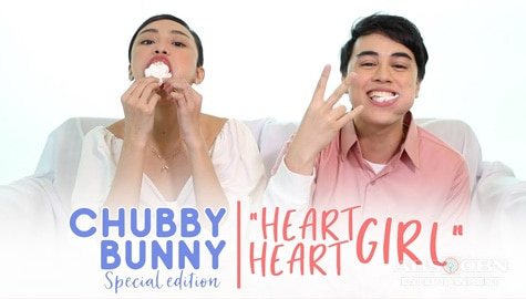 Chubby Bunny Challenge with MayWard