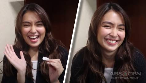 Kathryn Bernardo gamely answers Wrecking Bowl's outrageous questions