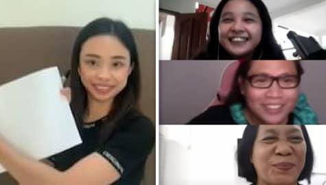 """Kapamilya Chat: Fans defeat Maymay Entrata in """"Isa Laban sa Lahat"""""""