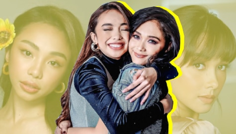 From fan to friend – Maymay talks about sisterhood with Maja Salvador