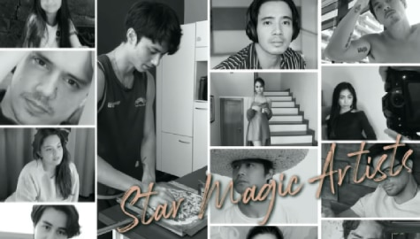 15 Star Magic Artists share their stories of hope, love and purpose in Star Magic Love From Home: A Metro Special