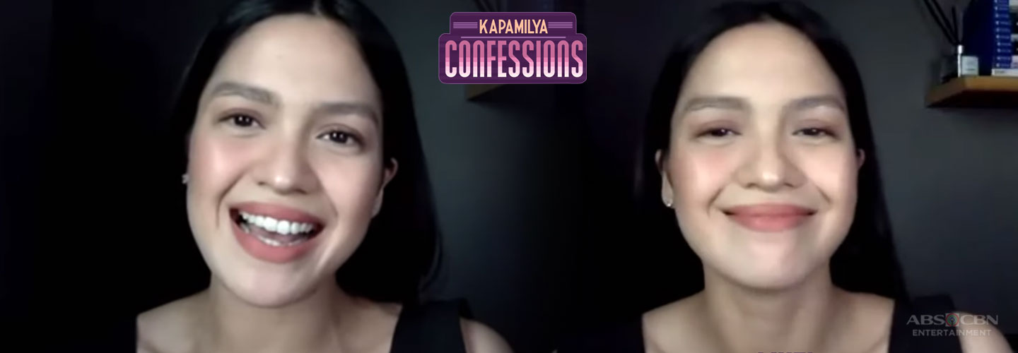 Jane Oineza reveals first heartbreak, what she misses about PBB and more on Kapamilya Confessions