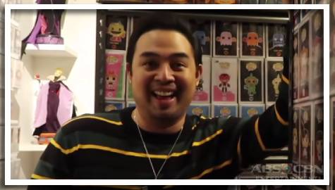 Jed Madela shows jaw-dropping toy collection, state-of-the-art entertainment studio at home