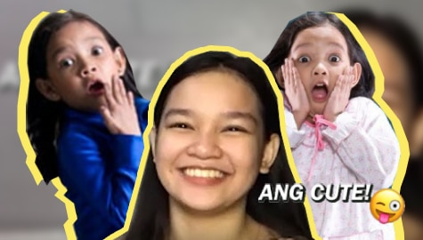 Kapamilya React: Xyriel Manabat goes on a throwback trip as she reacts to her past TV portrayals